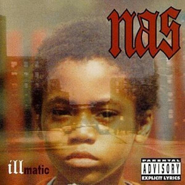 "Sony Music LP Nas ""Illmatic"""