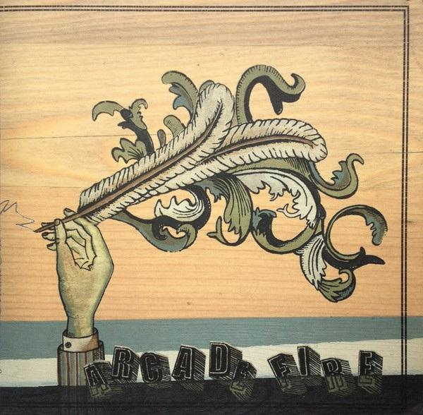 "Sony Music LP Arcade Fire ""Funeral"""