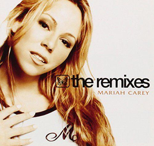 "Sony Music CD Mariah Carey ""The remixes"" USA"