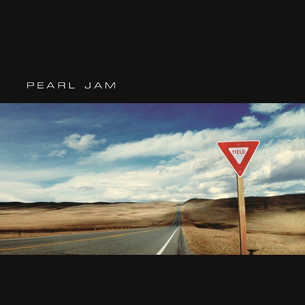 "Sony Music LP Pearl Jam ""Yield"""