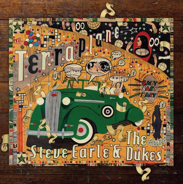 "LP Steve Earle & The Dukes ""Terraplane"""