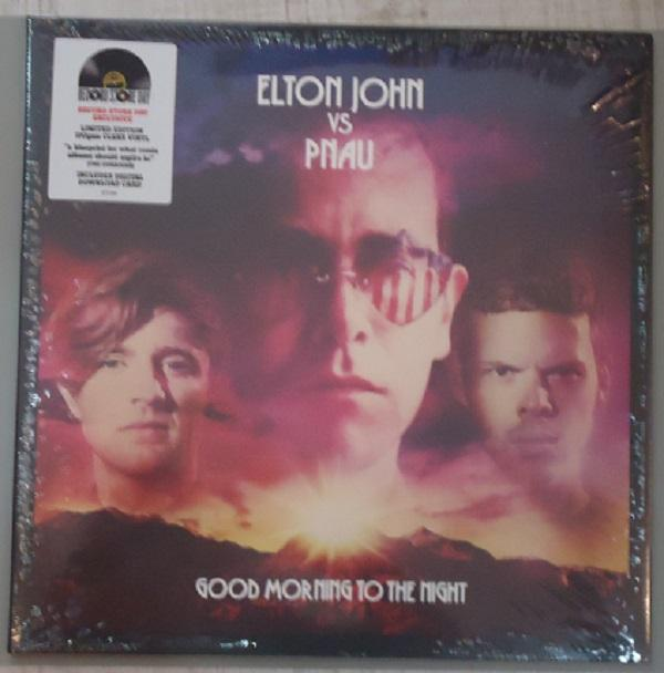 "LP ELTON JOHN VS PNAU ""GOOD MORNING TO THE NIGHT"""