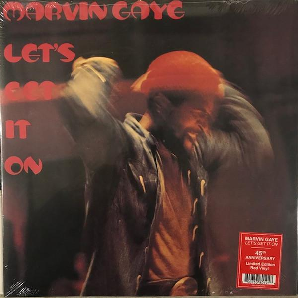 "Universal Music LP MARVIN GAYE ""LET'S GET IT ON"""
