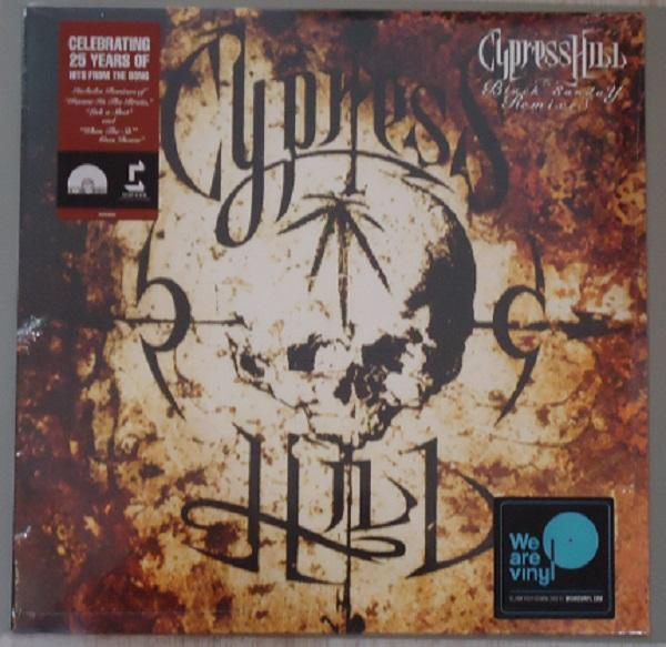 "12"" CYPRESS HILL ""BLACK SUNDAY- REMIXES"""