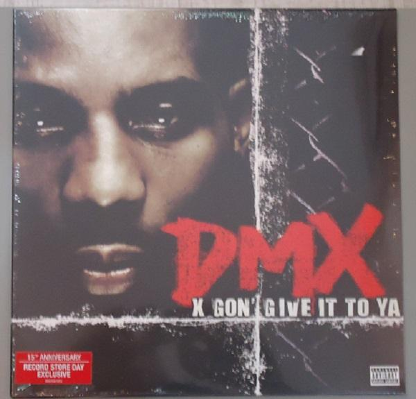 "SINGLE 12"" DMX ""X GON' GIVE IT TO YA """