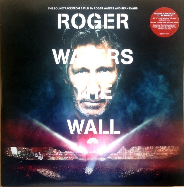 "Sony Music LP Roger Waters ""The wall"" 3LP"
