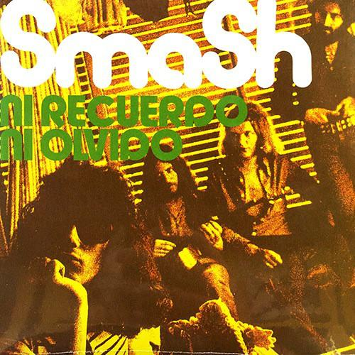 "Sony Music SINGLE 7'' SMASH ""NI RECUERDO NI OLVIDO"""