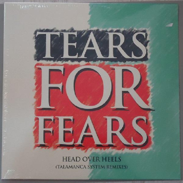 "SINGLE 12'' TEARS FOR FEARS ""HEAD OVER HILLS (TALAMANCA SYSTEM REMIXES)"""