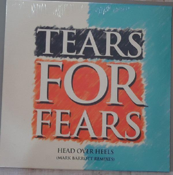 "SINGLE 12'' TEARS FOR FEARS ""HEAD OVER HILLS (MARK BARROTT REMIXES)"""