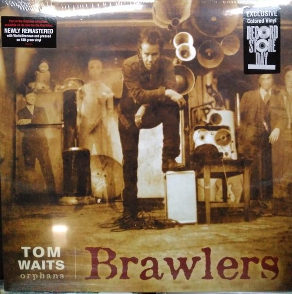 "2LP TOM WAITS ""BRAWLERS (ORPHANS)"""