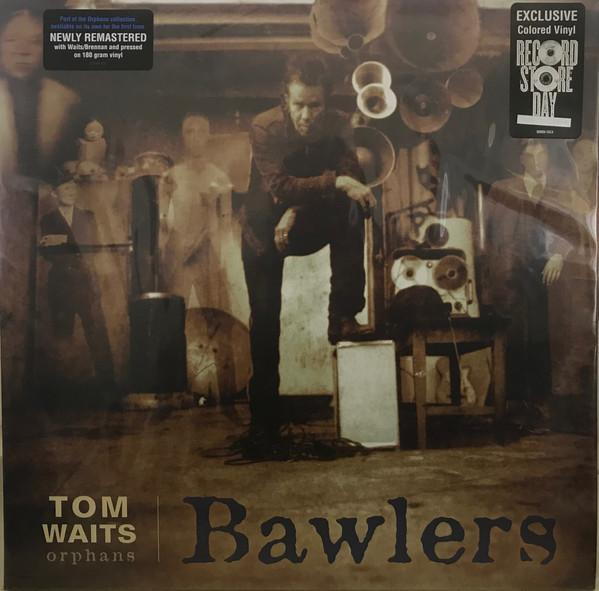 "2LP TOM WAITS ""BAWLERS (ORPHANS)"""