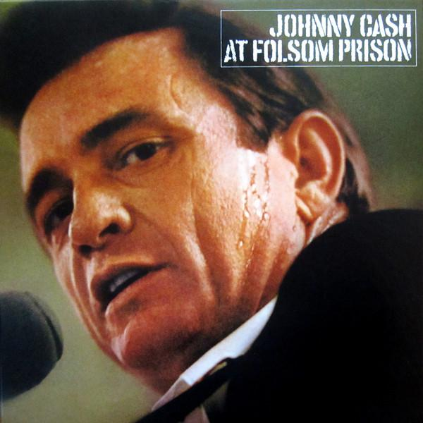 "Sony Music BOX SET 5LP JOHNNY CASH ""AT FOLSOM PRISON"""