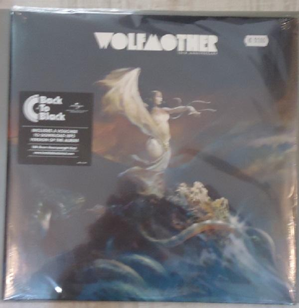 "Universal Music 2LP WOLFMOTHER ""10TH ANNIVERSARY EDITION"""