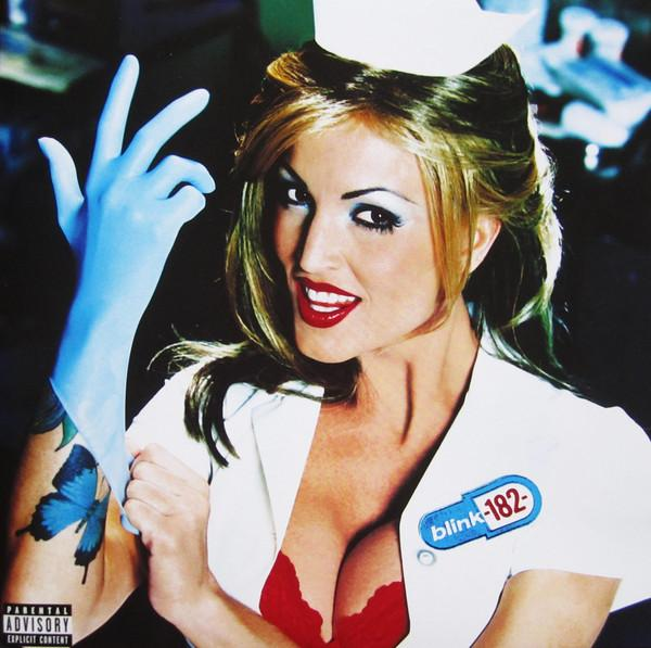 "Universal Music LP BLINK-182 ""ENEMA OF THE STATE"""