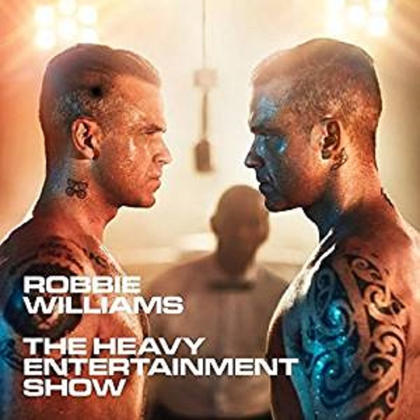 "Sony Music LP Robbie Williams ""The heavy entertainment show"" 2LP"
