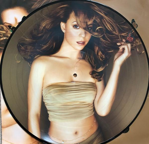 "Sony Music PICTURE DISC LP MARIAH CAREY ""BUTTERFLY"""