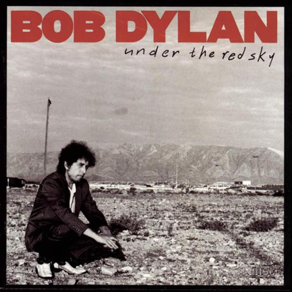 "LP BOB DYLAN ""UNDER THE RED SKY"""