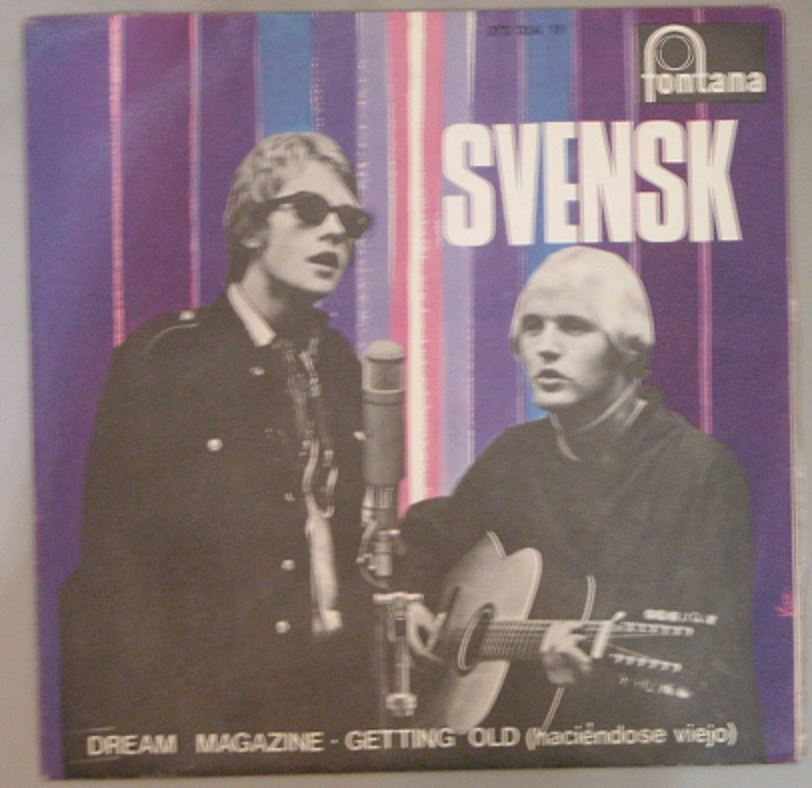 "SINGLE Svensk ""Dream magazine"""