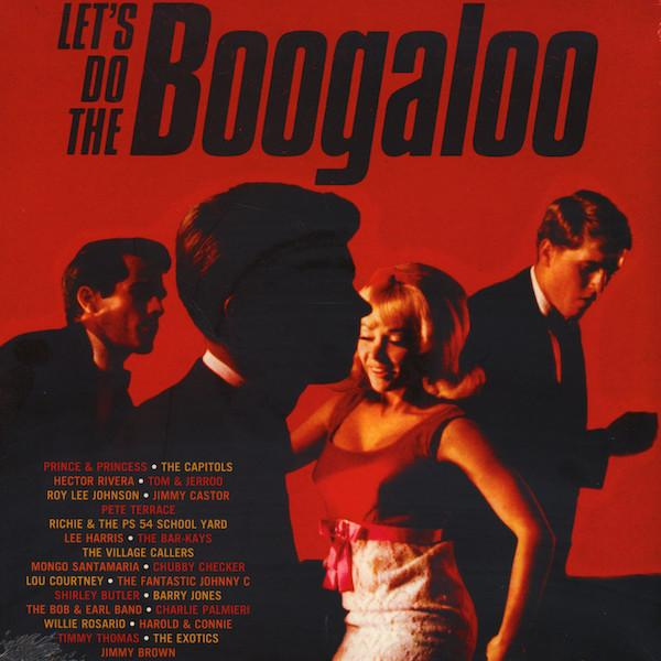 "LP V.A. ""LET'S DO THE BOOGALOO"" 2LP"