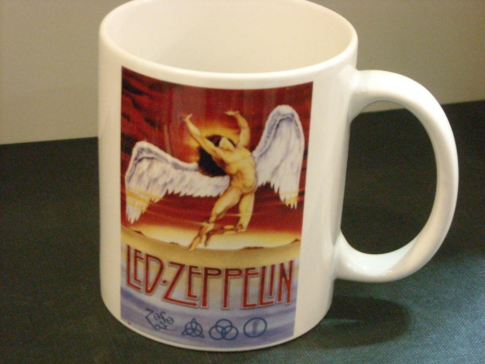 Taza Led Zepppelin