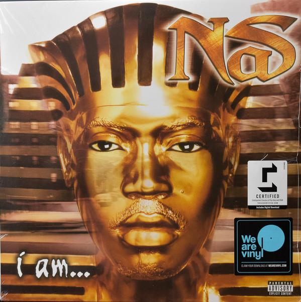 "LP NAS ""I AM"" 2LP REISSUE"