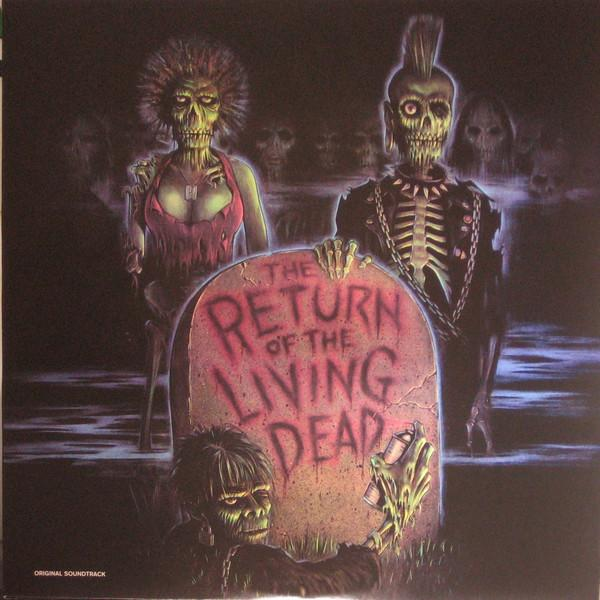 LP V/A RETURN OF THE LIVING DEAD