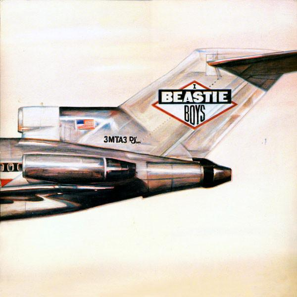 "LP BEASTIE BOYS ""LICENSE TO III"""