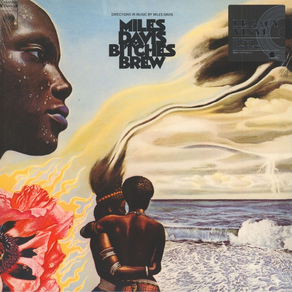 "Sony Music LP Miles Davis ""Bitches brew"""