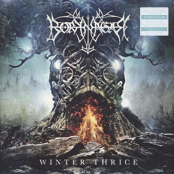 LP BORKNAGAR Winter Thrice 2LP