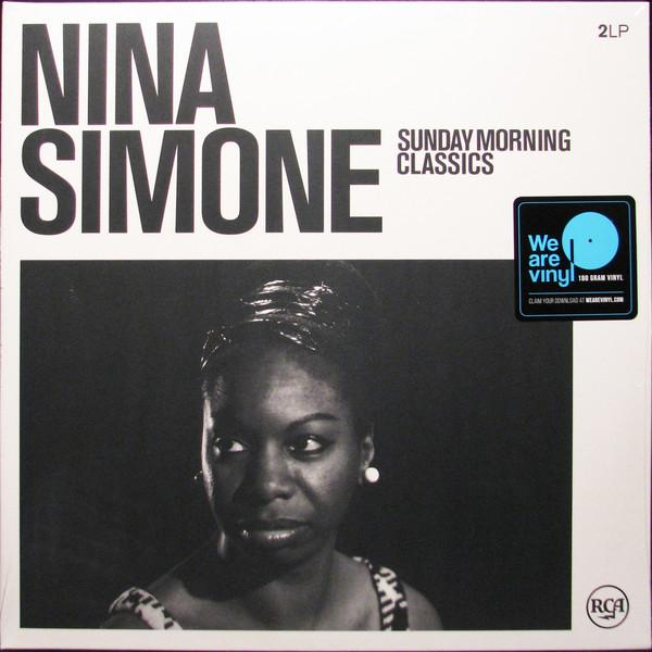 Sony Music LP NINA SIMONE Sunday Morning Classics 2LP