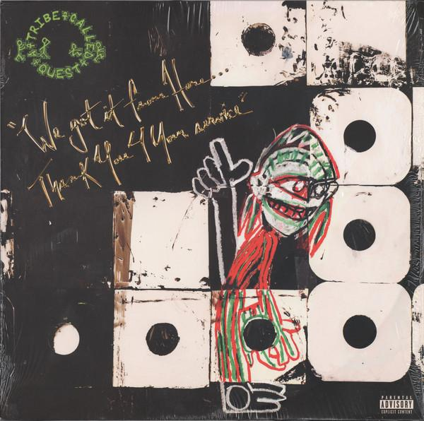 Sony Music LP A TRIBE CALLED QUEST We Got It From Here…Thank You 4 Your Service 2LP