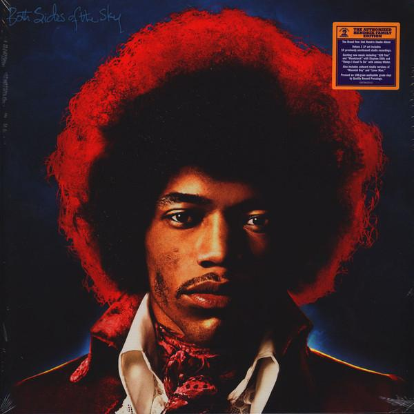 Sony Music LP JIMI HENDRIX Both Sides Of The Sky 2LP