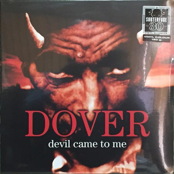 Larvin Music LP Dover - Devil came to me