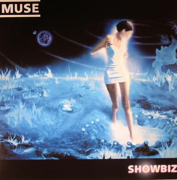 2LP Muse ‎– Showbiz