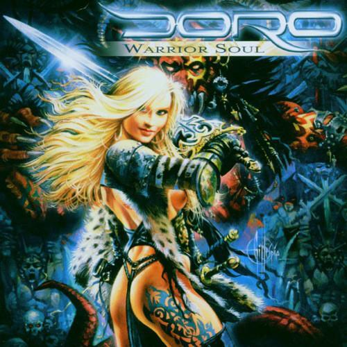 LP Doro ‎– Warrior Soul  2LP