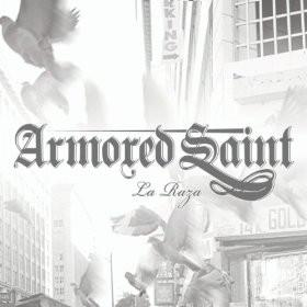LP Armored Saint ‎– La Raza 2LP