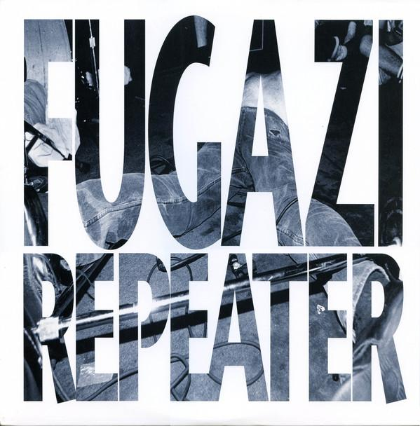 LP Fugazi ‎– Repeater