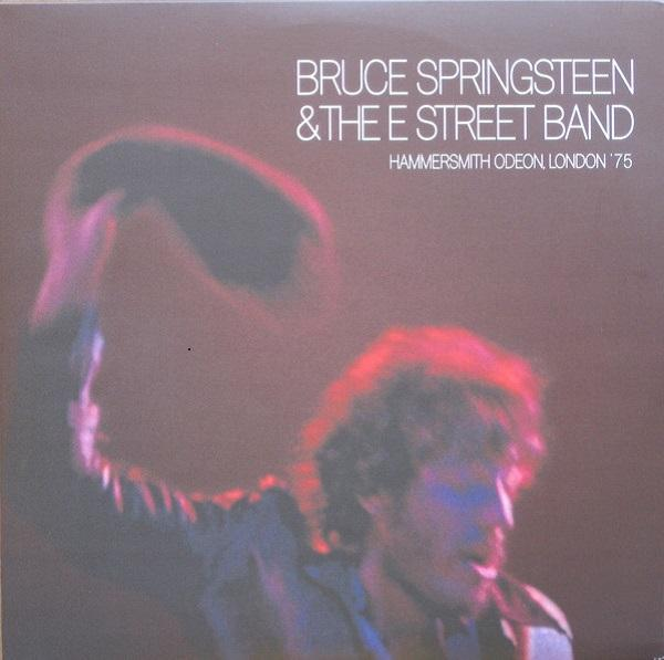 "Sony Music LP Bruce Springsteen & The E Street Band ""Hammersmith Odeon, London '75"" 4LP"