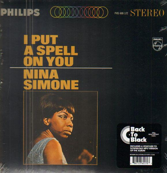 LP Nina Simone ‎– I Put A Spell On You