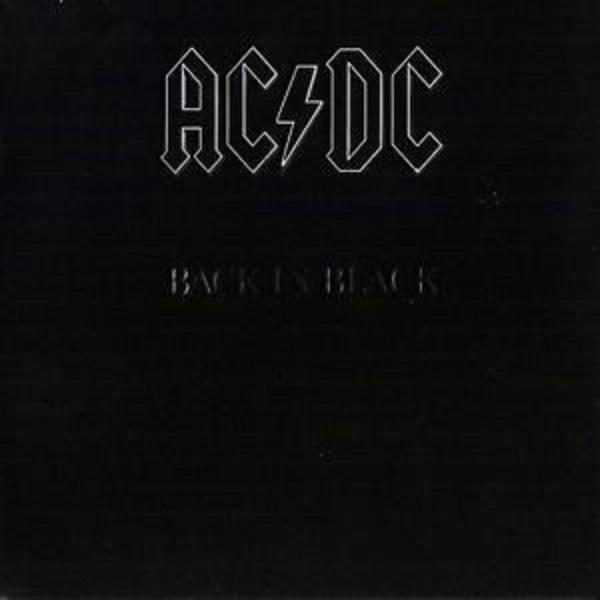 LP AC/DC ‎– Back in Black