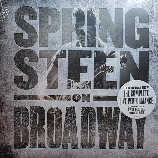 BOX SET Bruce Springsteen ‎– Springsteen On Broadway 4LP