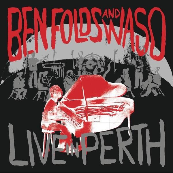 """Sony Music LP Ben Folds And Waso """"Live In Perth"""" LP"""