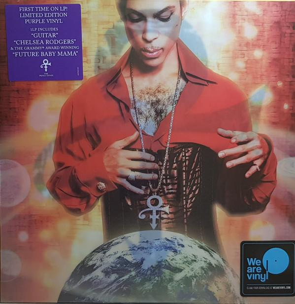 LP Prince ‎– Planet Earth