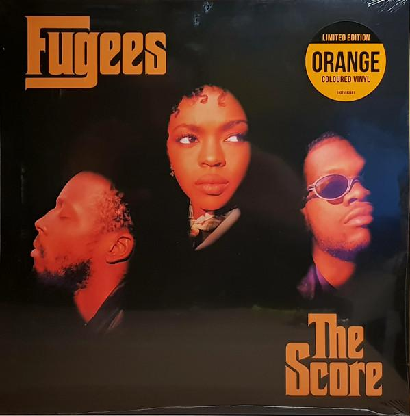LP Fugees ‎– The Score 2LP VINILO NARANJA