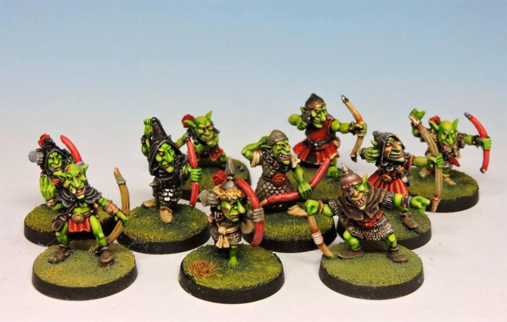 Goblin Archers Regiment