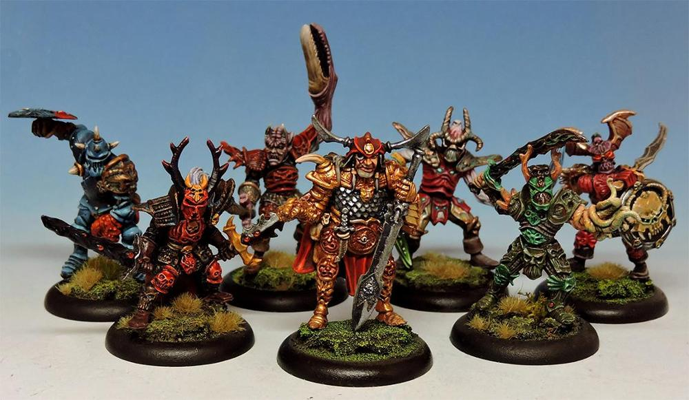 Chaos Warriors Warband Deal