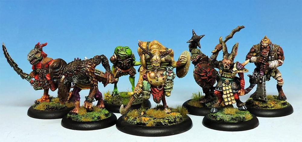Beastmen Warband Deal