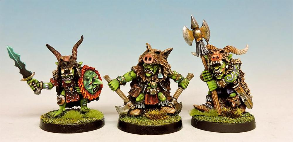 Feral goblin troops #3