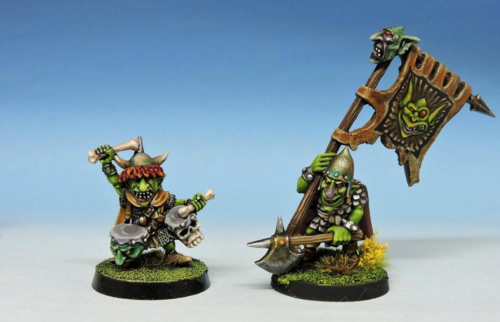 Hill goblins command group #2