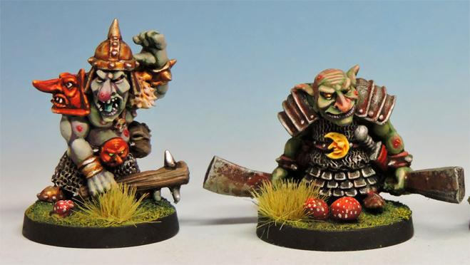 Black Goblin Troop #2